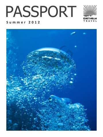 Summer 2012 - Diethelm Travel Asia