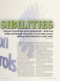 JOHNSON CONTROLS NEW CEO, STEPHEN ROELL. - Page 2