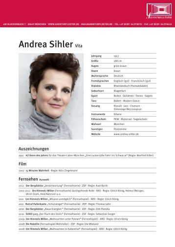 Andrea Sihler