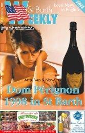 Weekly n°65 - St Barths Online