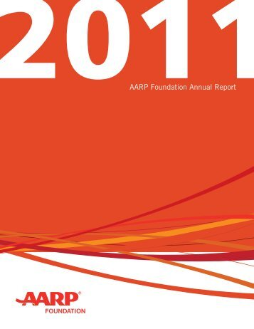 AARP Foundation Annual Report