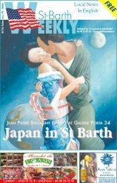 Weekly n°76 - St Barths Online