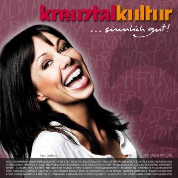 JUNI 2011 BIS APRIL 2012 - Kreuztal Kultur