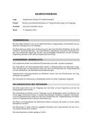 Stamm - Jarmer Architekten - DJs GmbH