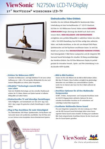 N2750w LCD-TV-Display - o.v.e.r.clockers.at