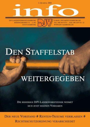 DJV-info 2_04 - DJV Hamburg