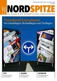IPTV InsIder InTerVIew - Deutscher Journalisten-Verband ...