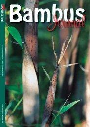 Pro Bambus!