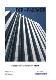 Fassade - DIETRICH Software
