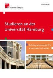 Studieren an der Universität Hamburg - Verwaltung Uni-Hamburg ...