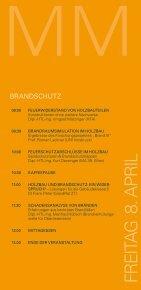 BAUPHYSIK FORUM 2011 - proHolz - Seite 6