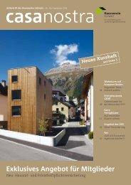 casanostra Nr. 102 herunterladen als pdf - hausverein.ch