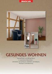 Download Flyer Gesundes Wohnen als PDF - Dracholin GmbH