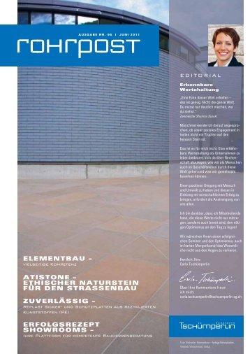 PDF-Download - Tschümperlin AG