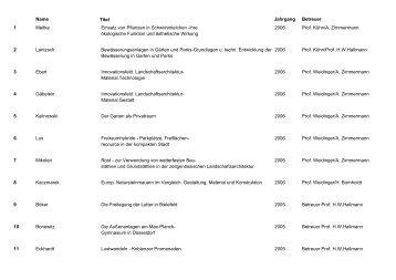 PDF (1986-2006) - Fakultät VI Planen Bauen Umwelt - TU Berlin