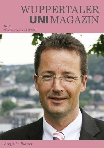 Namen sind Nachrichten - Bergische Universität Wuppertal