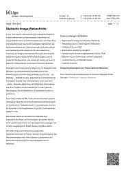 Statische Image-Webauftritte - [d]Ligo - - design + development