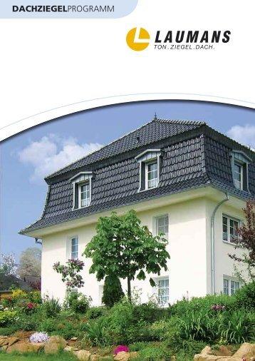 Prospekt - Dachziegel - Deutsche Landhaus Klassiker