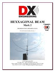 HEXXAGONAL BEAM Mark 2