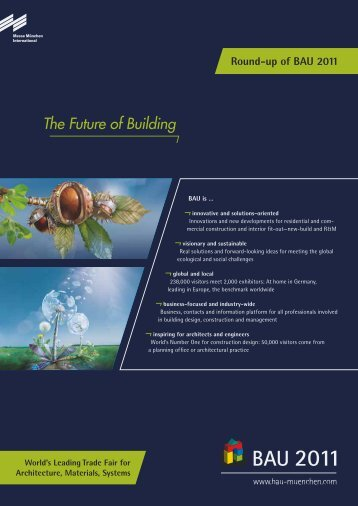 The Future of Building