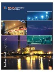 Industrial lighting Final - Bajaj Electricals Ltd.