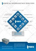 GrAtIS! Beratung und Berechnung des Materialbedarfs - Porfix - Seite 2