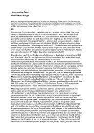Einleitung (aus dem Begleitband) - Gedenkstätte Buchenwald