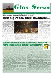 PORZ¥DEK INTENCJI 24.12.2006 r. - Parafia Rokitnica