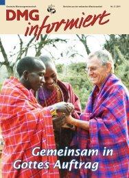 DMG-informiert Nr. 5-2011