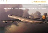 Meteorologische Produkte für den Flugbetrieb - Deutsche ...