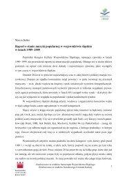 Raport o stanie muzyki popularnej w woj. slaskim