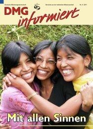 DMG-informiert Nr. 4-2011