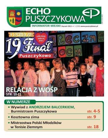 Echo Puszczykowa - Puszczykowo, Urząd Miasta