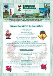 Dezember 2012 - Gemeinde Letschin