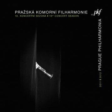 Sestava 1 - Pražská komorní filharmonie