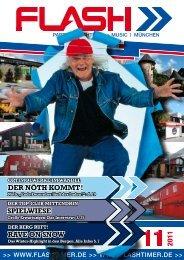 festgenagelt - Flashtimer.de