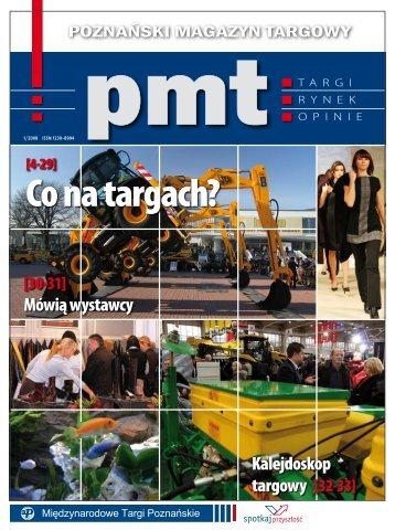 Nagroda warta zachodu - MTP - Międzynarodowe Targi Poznańskie