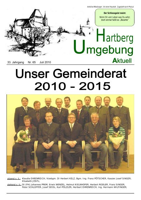 Umgebung Umgebung - Hartberg Umgebung