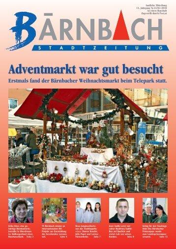 Bürgermeister, Gemeinderat und Gemeindebedienstete ... - Bärnbach