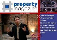 Vom schwierigen Umgang mit alten Kirchen - Property Magazine