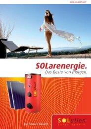SOLarenergie. - Maxonus