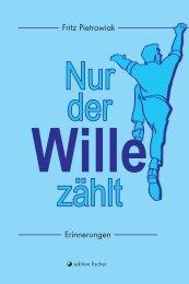 Nur der Wille zählt (E-Book) - Beuth Hochschule für Technik Berlin