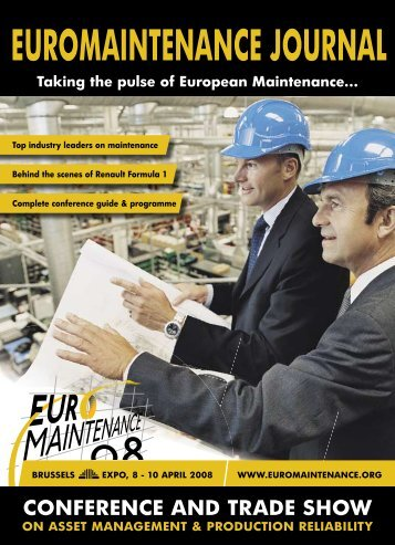 EUROMAINTENANCE JOURNAL - DNV Germany
