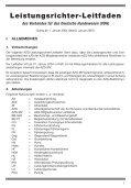 AZG-Leistungsrichter-Leitfaden - Dobermann - Sport und Zucht - Seite 5