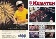 Gemeindezeitung Kematen 12/02 - Gemeinde Kematen in Tirol