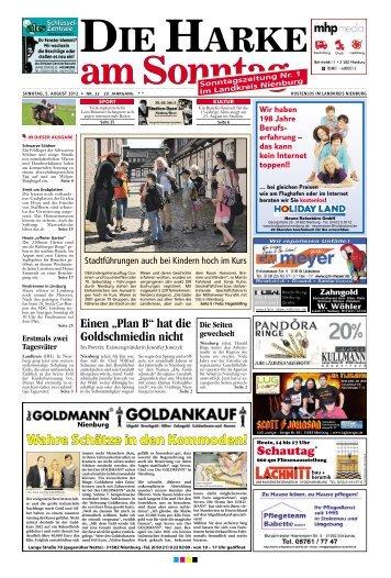 PDF herunterladen - Nienburger Journal