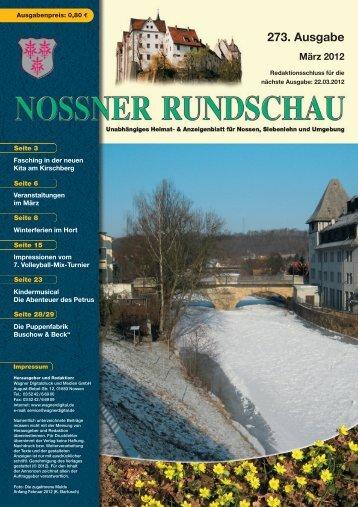 Maerz 2012 - Nossner Rundschau