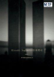 Hiroshi Sugimoto 杉本博司市場分析 - Motif Art Group