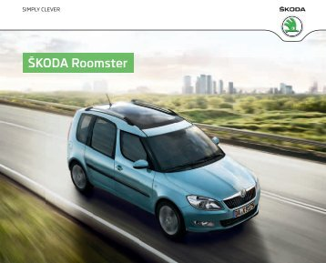 Roomster Katalog[PDF] - Skoda