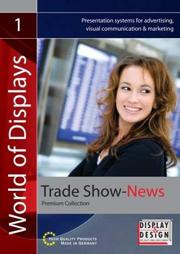Trade Show-News - Display & Design Helmut Amelung GmbH